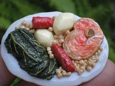 Cocina gallega:  lacón con grelos- Las casitas de Narán