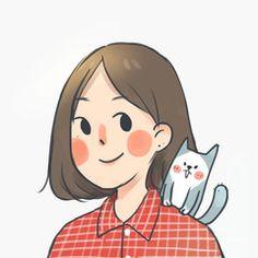 43 Ideas For Pop Art Painting Cartoon Cute Illustration, Character Illustration, Arte Copic, Illustrator, Character Art, Character Design, Cartoon Art Styles, Cartoon Ideas, Kawaii Wallpaper
