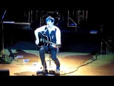 """Josh Ramsay live acoustic """"Say Anything"""". I miss the band they used to be. MT you have let fame get to you =( Josh Ramsay, Say Anything, Cool Bands, Acoustic, Trench, Language, Singer, Live, Awesome"""