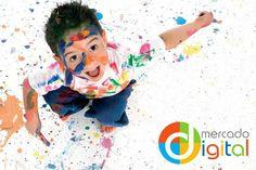 Feliz Dia Mundial da Criança O melhor do mundo são as crianças. #mercadodigital #diamundialcrianca