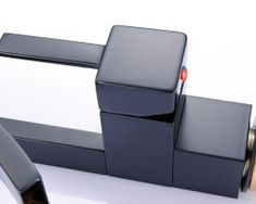 Dizajnová drezová a umývadlová batéria v čiernej farbe Retro, Colors, Retro Illustration
