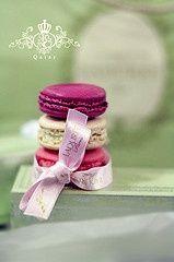 Laduree Macarons - lovely colors!