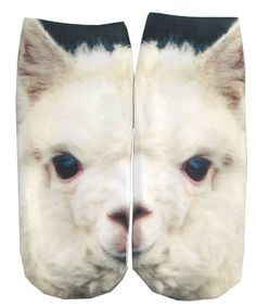 LLAMA SOCKS. I LITERALLY HAVE TO GET THESE