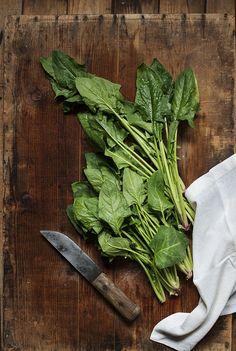 Spinach for my nex recipe.Espinacas ara mi proxima receta