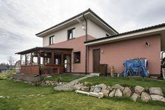 Postaviť rodinný dom svojpomocne za rok? S materiálom Ytong žiadny problém. #rodinnydom #stavba #svojpomocne #stavebnymaterial #ytong #zdravebyvanie #vysnivanydom #modernydom #staviamedom #byvanie #rodinnebyvanie #modernydomov #architektura #nezateplenydom #bezzateplenia