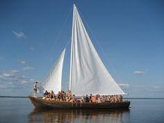 kale-boat Liisu