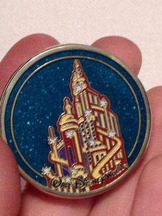 ARIEL MIRROR PIN - Disney, Little Mermaid - Silver, Gold, White, Turquoise, Red, Pink by rachaelerika, $5.00