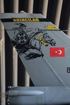 F16 Fighting Falcon 152 Sq. Turkish Air Force