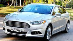carro novo: Ford Fusion 2014