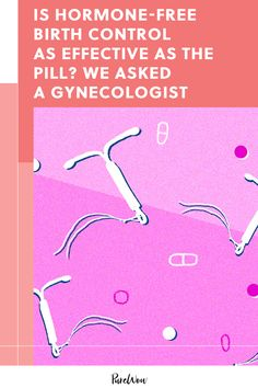 Hormone-free birth control might be the contraception you've been looking for if you're not a fan of hormonal options. We asked a gynecologist to talk us through it. Copper Iud, Forms Of Birth Control, Health Facts, Getting Pregnant, Pregnancy, Wellness, Free, Fit Pregnancy, Pregnancy Planning Resources