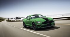 The Ford Mustang is an American car manufactured by Ford. It was originally based on the platform of the second generation North American Ford Falcon Ford Mustang Shelby Gt500, Ford Mustang Coupe, Mustang Cars, Mustang 2018, Mustang Wheels, Mustang Bullitt, Car Ford, Ford Gt, Sport Cars