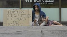 Homeless Dad Experiment That Will Shock You As A Human
