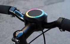 SmartHalo est un joli gadget connecté conçu pour transformer votre vélo en smart…
