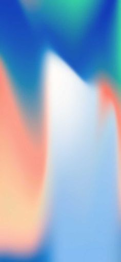 iPhone X inspired wallpaper. Credits to Zephyr. Cosmetic Design, Blurred Background, Iphone Wallpaper, Backgrounds, Walls, Wallpapers, Color, Inspiration, Inspired
