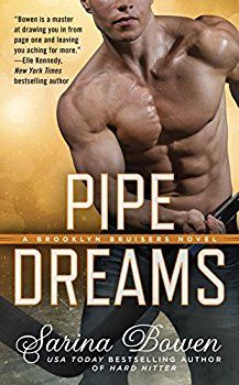 Sarina Bowen's Pipe Dreams is a thoughtful and emotional love story with the perfect blend of reality and fantasy to make it feel relatable while also still feeling like escapism, and I loved it. It has all the fun associated with a contemporary sports romance but also delves into some of the complex challenges faced