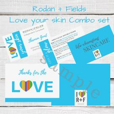 Rodan fields business card back product features regimens rodan and fields business card mini facial card and thank you card set colourmoves