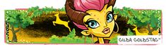 Gilda Goldstag | Monster High Characters | Monster High