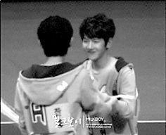 Chanbaek hug pt2