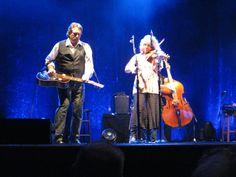 Alison Krauss and Jerry Douglas in Antwerp 28-06-2012