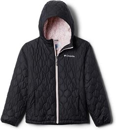 Columbia Girls, Kids Boxing, Columbia Jacket, Line Jackets, Cold Day, Plush, Customer Support, Customer Service, Coat