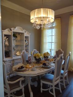 Crystal Whitley eclectic dining room