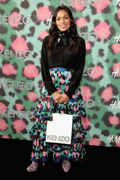 KENZO x H&M Launch E