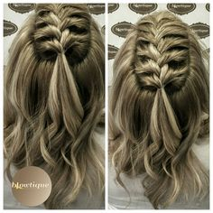 Get your braid on! Check out this look by our Salon Director Danielle at our 1 East Huron! Great job Danielle! #braidsfordays #braids #braided #getyourhairdid #salon #chicagohair #braidedup #welovebraids #theperfectbraid #salonlife #Chicago #blowtique #blowdry #wavyhair  Book online @ www.blowtique.com/book
