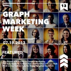 Graph Marketing Week Issue 13