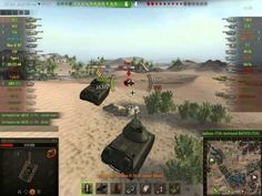 World of Tanks IS-3 Platoon Sand River Gameplay - YouTube