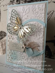 Butterfly Thinlits So beautiful to use