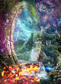 Magische poort