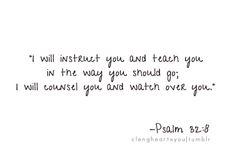 good parent God is :]