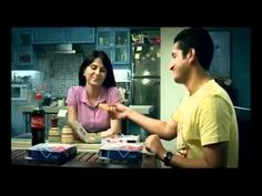 Dominos Pizza Commercial, India - YouTube
