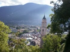 Merano, Italy - known for fairy tale-esque, easy hikes for non-hikers. #offthebeatenpath