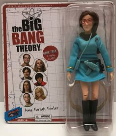 We always have the hottest Vintage Toys at The Angry Spider.  Now available: TAS037809 - 2014 ...  Check it out here: http://theangryspider.com/products/tas037809-2014-the-big-bang-theory-star-trek-amy-farrah-fowler?utm_campaign=social_autopilot&utm_source=pin&utm_medium=pin