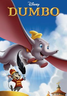 Dumbo. I'd be done seen about anything when I see an Elephant fly