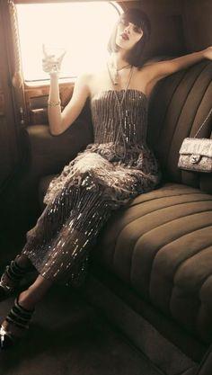 Rolls-Royce 'Jazz Age' shoot for Elle