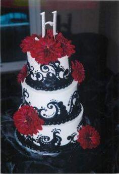 Wedding Cakes Springfield Mo Celebrations By Sonja (94)