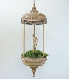 Vintage Goddess Rain Lamp: I know these are super tacky, but I've wanted one ever since I first laid eyes on the Don Juan one my grandmother has had since the 70's.