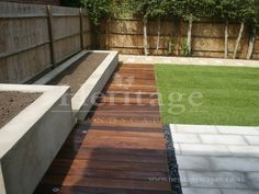 Decking | Heritage Landscapes