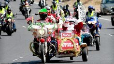 36th Motorcycle Riders Association of SA Toy Run | 14 December 2014 | Play and Go