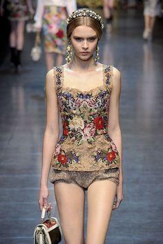 Dolce & Gabbana - Ready-to-Wear - Fall-winter 2012-2013 - Flip-Zone