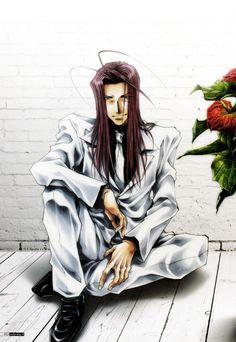 Gojyo, Saiyuki