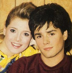 Frankie and Jennifer - Days of our Lives:  I watched this show religiously in the late 80's early 90's.  Seems like forever ago!
