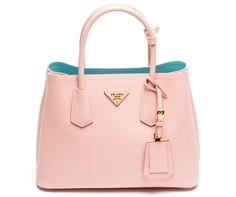 Stunning Colors of the Prada Double Bag in Saffiano Cuir for Fall ...