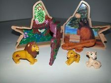 Polly Pocket - Lion King - I had this...Lord only knows what happened to it though.