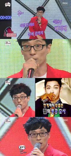yoo jae suk infinity challenge 2 Infinity Challenge, Yoo Jae Suk, Family Outing, Running Man, Bigbang, Infinite, I Laughed, Bae, Singing
