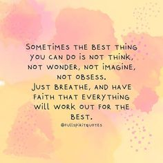Positive Quotes, Motivational Quotes, Inspirational Quotes, You Can Do, Love You, Spirit Quotes, Artist Aesthetic, Just Breathe, Have Faith
