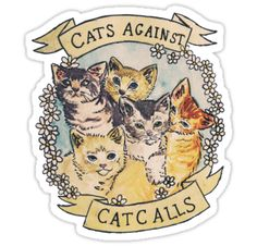 Cats Against Catcalls pussy riot