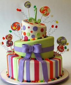 fotografias de pasteles de cumpleaños - Buscar con Google